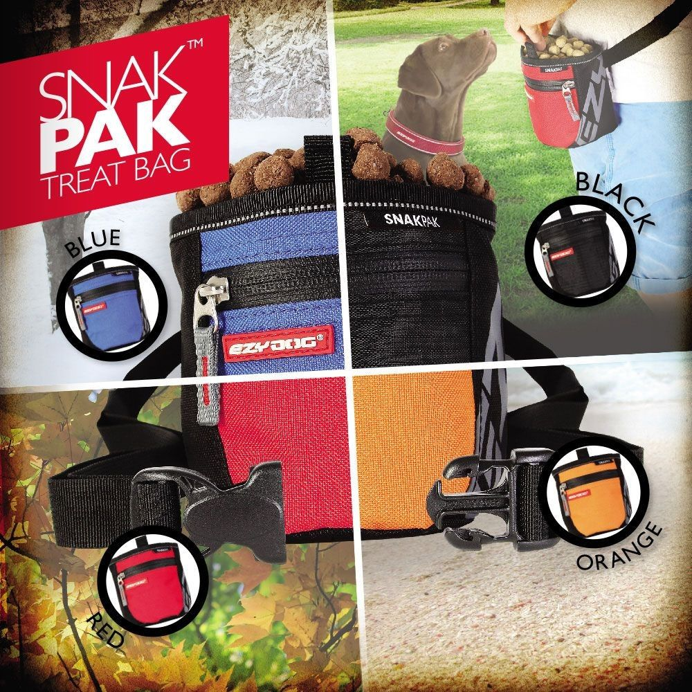 SnakPak Treat Bag